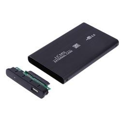"""TriLine 2.5"""" Sata SSD Usb 2.0 Harici Harddisk Kutu Slim Alüminyum"""
