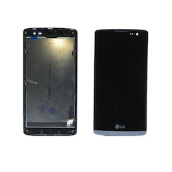 LG LEON H324 LCD EKRAN VE DOKUNMATİK SİYAH