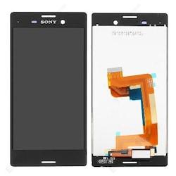 Sony Xperia M4 Aqua Lcd Ekran Ve Dokunmatik Çıtalı Full