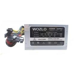 WOZLO 350W Watt Power Supply PSU Bilgisayar Güç Kaynağı 8 cm Fan