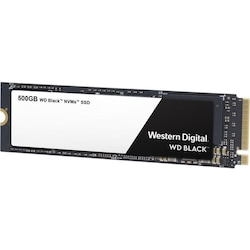 WD Black WDS500G2X0C 500 GB NVMe M.2 SSD