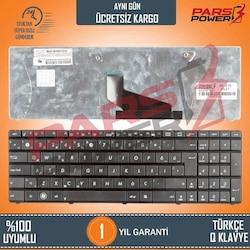 Asus K53T Notebook Klavye (Siyah TR)