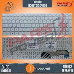Asus K541UA, K541UJ, K541UV Notebook Klavye (Beyaz TR)