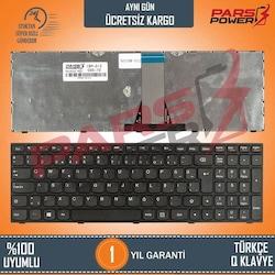 Lenovo G5030 80G001XATX, 80G001XBTX Notebook Klavye (Siyah TR)
