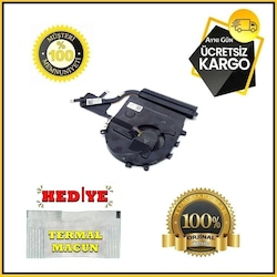 Orijinal Lenovo E31-70 Notebook Cpu Heatsink Fan