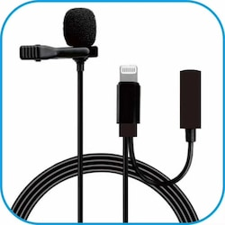 Zore MS-UC568 Canlı Yayın Yaka Mikrofon