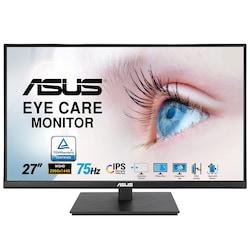 Asus VA27AQSB 27'' Ips Freesync 1Ms 75Hz DP HDMI USB X2 Monitör