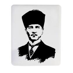 Atatürk Baskılı Mousepad
