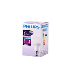 Philips 6W Led Ampul Beyaz 6500K E27