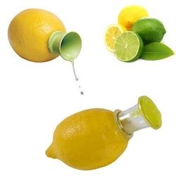 Kapaklı Salata Limon Suyu Hazneli Sıkma Aparatı Limon Sıkacağı