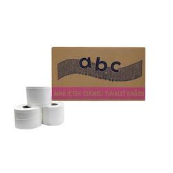 ABC Mini Cimri İçten Çekmeli Tuvalet Kağıdı 4 KG 12 Rulo