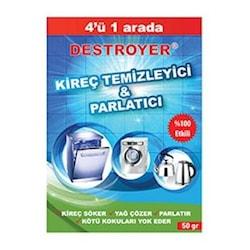 Destroyer Kireç Temizleyici Ve Parlatıcı 50 G