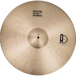 "Agean Cymbals 24"" Custom Ride Bateri Zili"