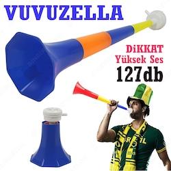 Vuvuzella Dünya Kupası Yüksek Sesli Korna Büyük Boy 46cm PC018