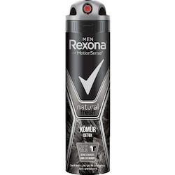 Rexona Men Natural Fresh Kömür Detox Erkek Sprey Deodorant 150 ML