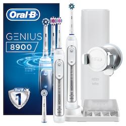 Oral-B Genius Pro 8900 Elektrikli Diş Fırçası 2'li