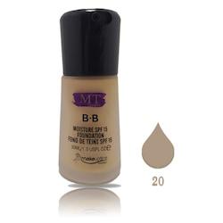 Makeup Moisture Bb Fondöten 20 Oval
