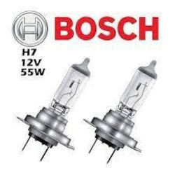 Bosch Opel Corsa D Far Ampulü 2 Adet Set Takım