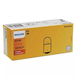 Philips Park - Fren - Sinyal Ampul BA15s 12V 12814Cp - 10 Adet