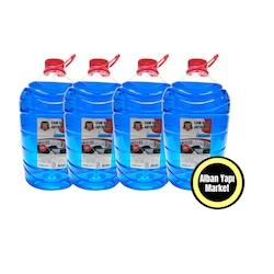 SÜPER FIRSAT 4 x 5 lt Autoline Antifrizli Cam Suyu Ücretsiz Kargo
