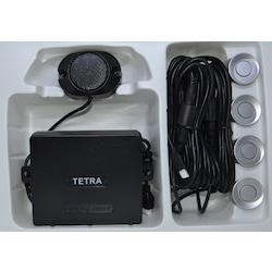Ses Uyarılı Geri Vites Park Sensörü 22mm Gri Lens TETRA