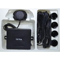 Ses Uyarılı Geri Vites Park Sensörü 22mm Siyah Lens TETRA