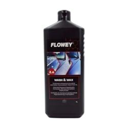 Flowey 2.6 Koruyucu Cilalı Şampuan Wash&Wax 1L