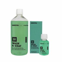 Fra-ber S1 Wash&Coat-Sızdırmaz Ve Koruyuculu Enzimli Şampuan 1lt