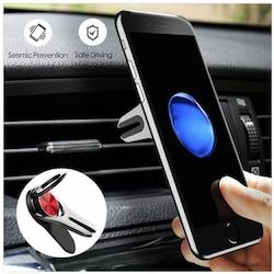 Araç İçi Telefon Tutucu Yüzük Telefon Tutucu Stand 360 Derece