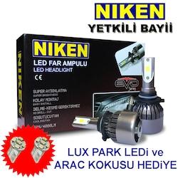 NiKEN LED XENON FAR AMPUL H1-H3-H4-H7-H11-9005-9006-H10-H15-H8-H9