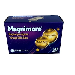 Magnimore 60 Tablet.