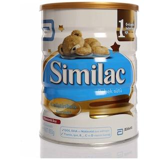 Similac 1 Bebek Sütü 0 - 6 Ay 850 G