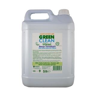 U Green Clean Portakal Yağlı Bitkisel Banyo Temizleyici 5 L
