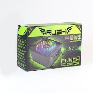 Rush Punch RPSM7510RGB 750W RGB Moduler Güç Kaynağı Power Supply PSU