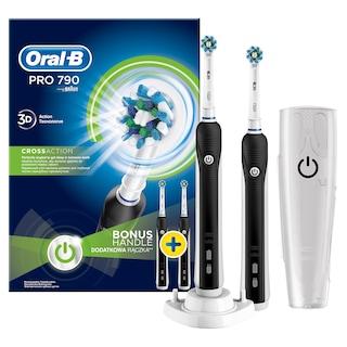 Oral-B Pro 790 CrossAction Elektrikli Diş Fırçası 2'li
