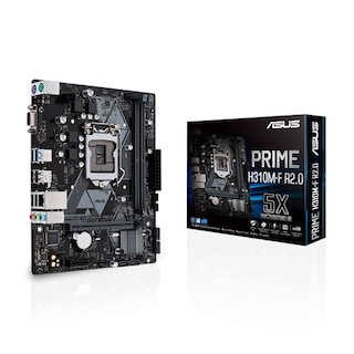 Asus Prime H310M-F R2.0 Intel H310 2666 MHz DDR4 Soket 1151 mATX Anakart