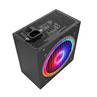 Rampage RGB-600 80 Plus Bronze 12 CM RGB Fanlı Güç Kaynağı 600W