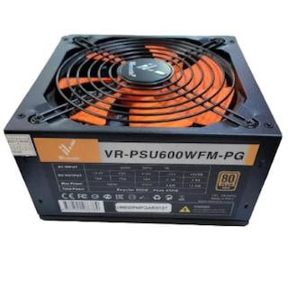 Versatile VR-PSU600WFM-PG 600W 80+ Gold 13 CM Fanlı Güç Kaynağı