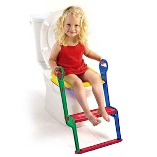 Çocuk Adaptörlü Klozet Kapağı Adaptörü Tuvalet Eğitici Alıştırıcı