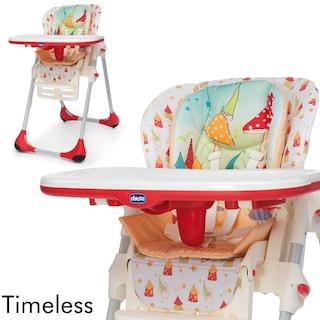 Chicco Polly Mama Sandalyesi 2'in 1 4 farklı Renk Seçeneği İle
