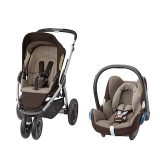 Maxi-Cosi Mura Plus 3 Travel Sistem Bebek Arabası / Walnut Brow