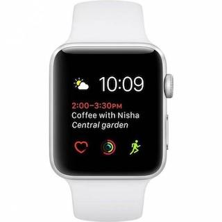 Apple Watch Seri 2 38mm Gümüş Rengi Alüminyum Kasa (MNNW2TU/A)