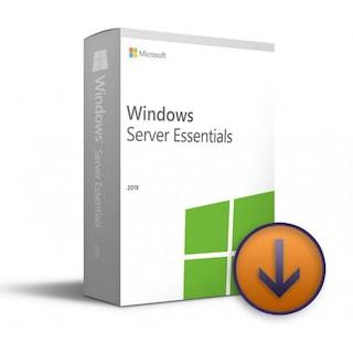 MICROSOFT Windows Server Essentials 2019 Trk OEM 25kullanıcı 64 b