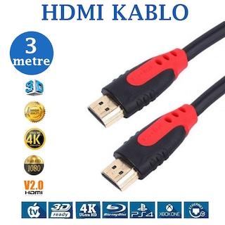 3 Metre Hdmı Kablo Yüksek Kalite Hdmı Kablo