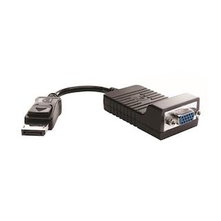 Orijinal HP Display Port To VGA Dönüştürücü Çevirici Adaptör