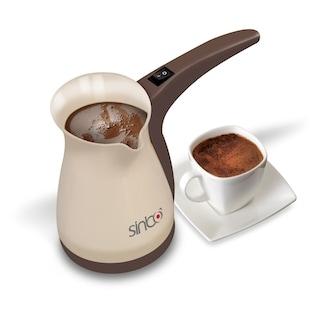 Sinbo SCM-2928 Elektrikli Cezveli Türk Kahvesi Makinesi Kahve
