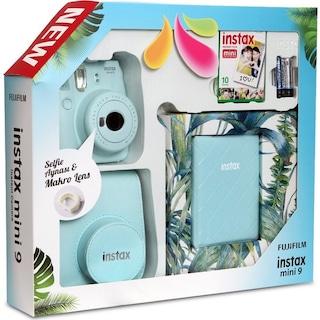 Fujifilm Instax Mini 9 Şipşak Fotoğraf Makinesi Kutu Kit