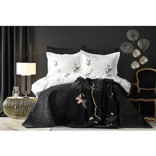 Karaca Home Unique Siyah 10 Parça Çeyiz Seti