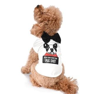 Küçük ve Orta Irk Köpek T-shirt Ulwazi