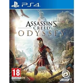 Assassin's Creed: Odyssey Ps4 Oyunu